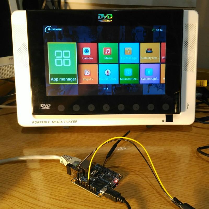 Connecting OrangePI Zero to a TV/Monitor - News - OrangePi - Powered